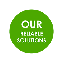 spruch our reliable solutions