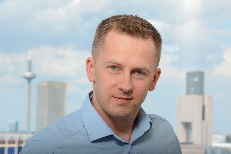 Profilbild Olexandr Beregovy hochauflösend