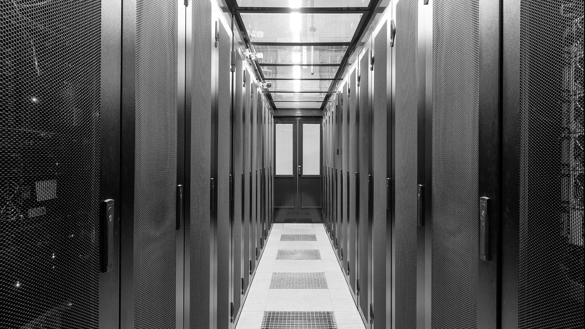 Home second rack corridor